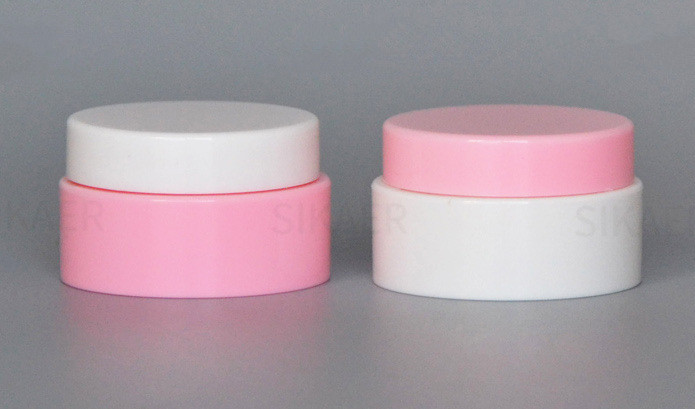 15g straw biodegradable cream jar customized color